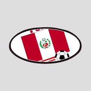 Peru Soccer Team Patches